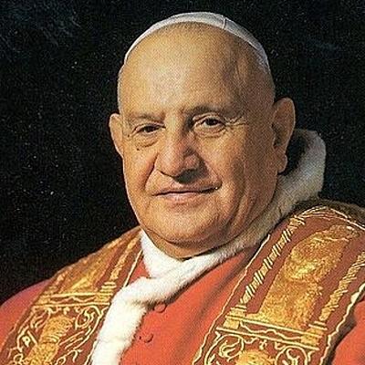 Angelo Giuseppe Roncalli aka John XXIII