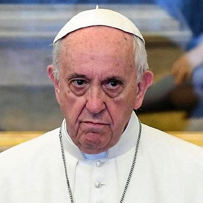 Antypapież Jorge Mario Bergoglio aka Franciszek