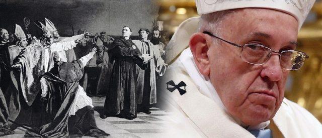 Heretycka bulla Antypapieża Franciszka