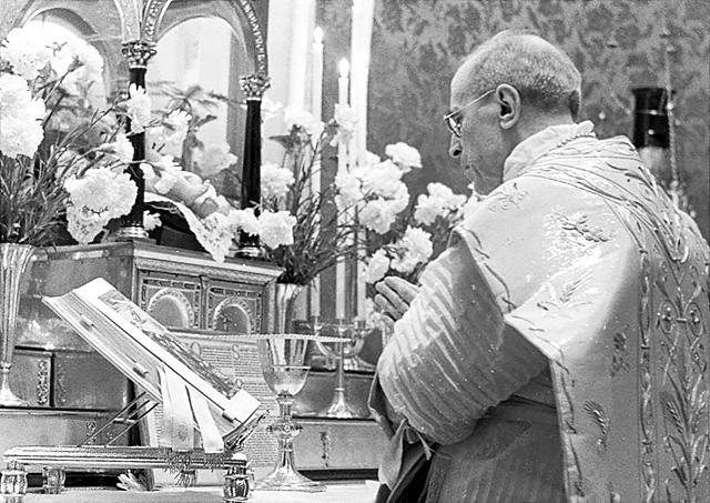 Pius XII - Encyclical Mediator Dei