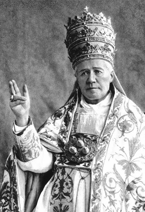 Giuseppe Melchiorre Sarto aka Pius X