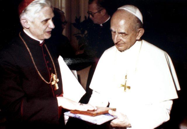 Herezje Antykardynała Josepha Aloisa Ratzingera w jego głównym teologicznym dziele