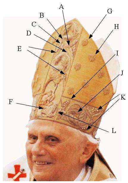 Antypapież Benedykt XVI został