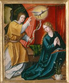 Beatae Maria Virgo ab Angelo salutatur