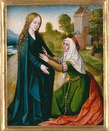 Beatae Maria Virgo Elisabeth visitat