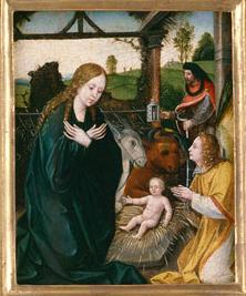 Iesus Christus in Bethlehem nascitur