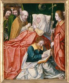 Assumption beatae Mariae Virginis in caelum