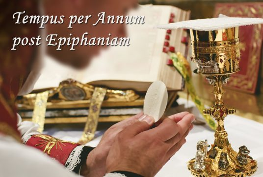 Tempus per Annum post Epiphaniam (Ordinary Time after Epiphany)