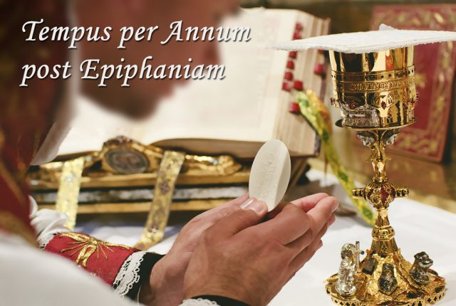 Tempus per Annum post Epiphaniam