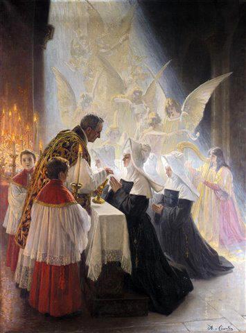 Katolicka Komunia Święta