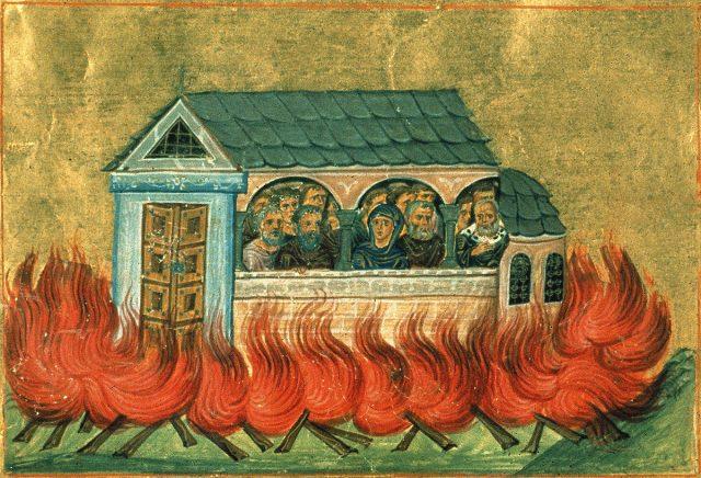 Martyrs of Nicodemia