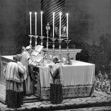 Msza Święta Katolicka