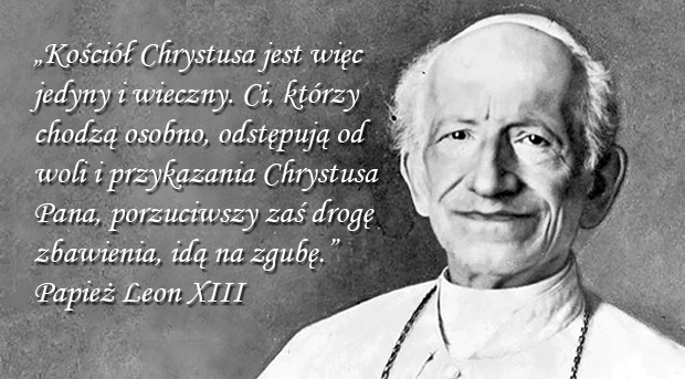 Encyklika Satis cognitum - Leon XIII