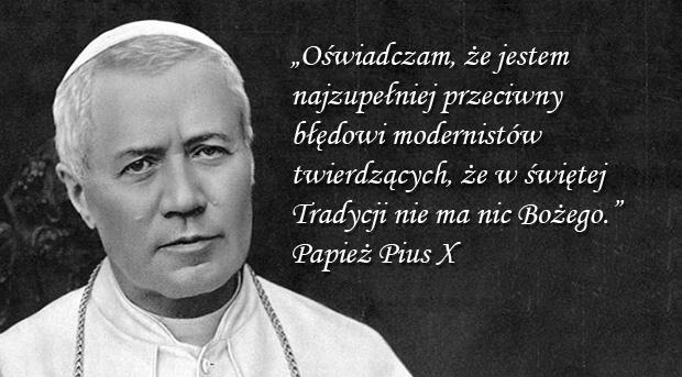 Przysięga antymodernistyczna - Pius X