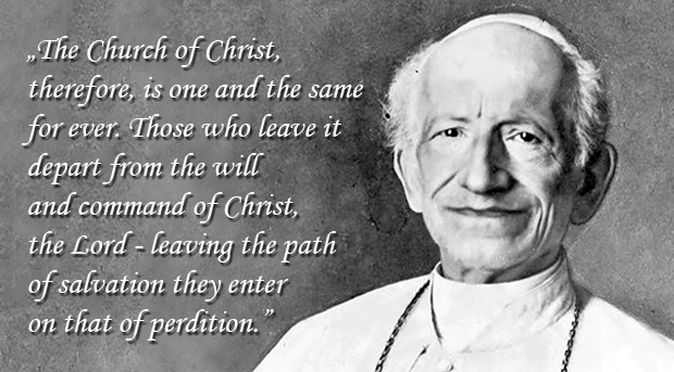Encyclical Satis cognitum - Leo XIII
