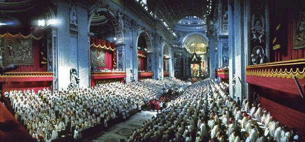 Heretical Vatican II Council