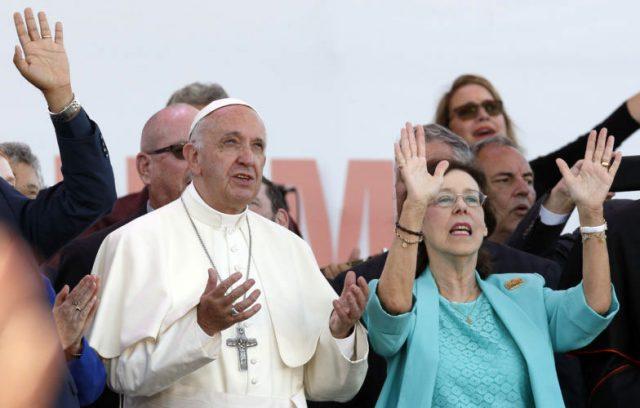 Antypapież Franciszek w ruchu charyzmatycznym