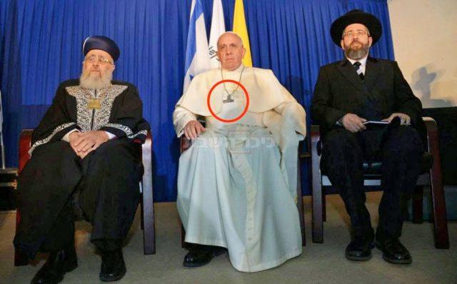 Antypapież Franciszek Żyd