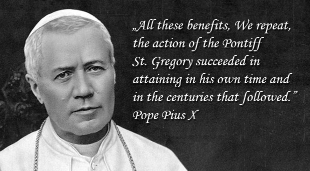 Encyclical Iucunda sane