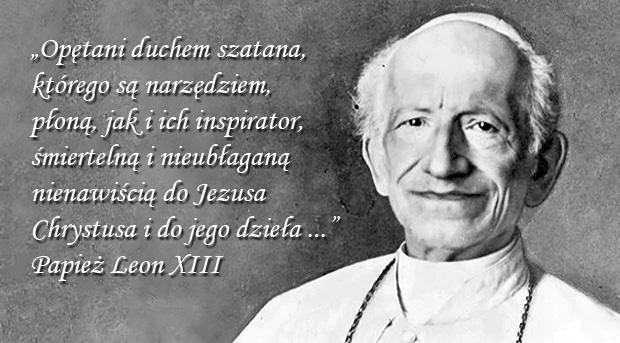 Encyklika Dall alto - Leon XIII