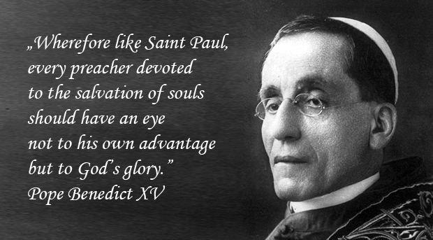 Encyclical Humani Generis Redemptionem