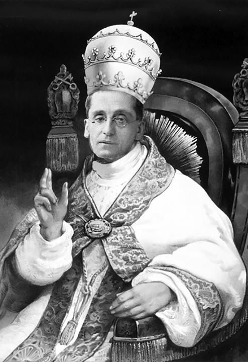 Pope Giacomo della Chiesa aka Benedict XV
