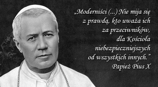 Pascendi dominici gregis - Pius X