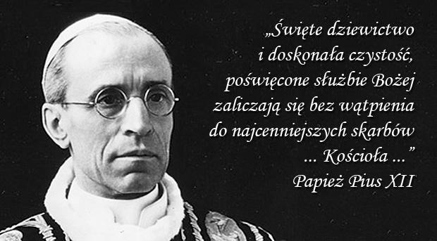 Encyklika Sacra Virginitas - Pius XII